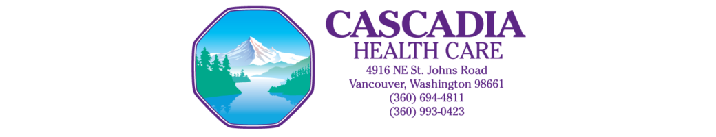 Cascadia Health Care Logo